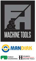 F and H Machine Tools a division of MAN-DIRK (Pty) Ltd