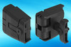 New EMKA compression locking hinge for HVAC installations
