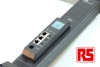 RS Components delivers flexible, cost-effective rack power with modular RS Pro PDUs featuring power
