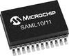 Microchip microcontrollers and development kits for IoT and touch-control applications