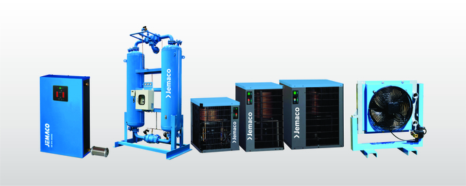 Compressed Air Dryers, Air Dryer, Refrigerated Air Dryers