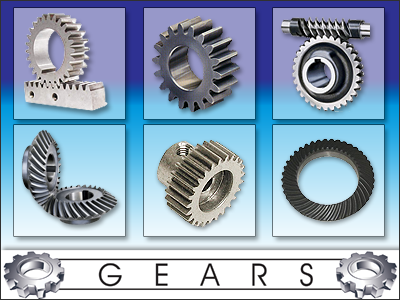 Gear Manufacturer, Gear Cutting, Bevel Gears