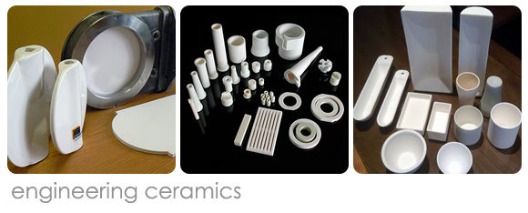 Abrasion Resistant, Refactories, Electrical Insulators, Crucibles