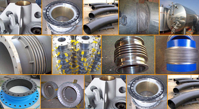 Expansion Joints, Rubber Bellows, Pipe Fabrication, Tank Fabrication