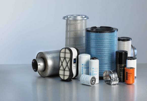 Air Filters, Oil Filters, Fuel Filters, Filter Cartridges, Filter bags - Donaldson Filters