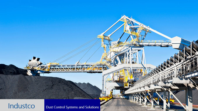 Dust Suppression, Mine Dust Suppression, Dust Suppression Systems, Dust Control
