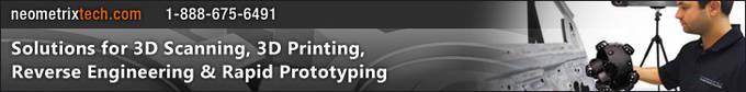 3D Scanning Services