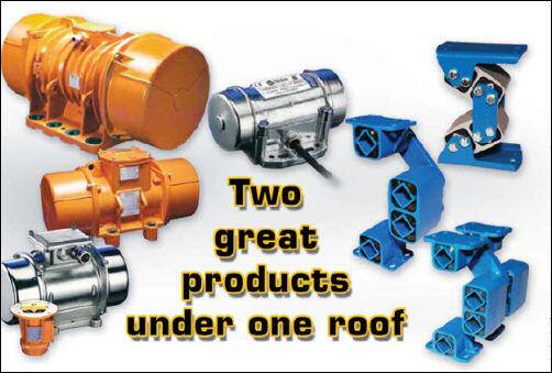 Electric Vibrator Vibrator Motor Orange Vibrator Motor