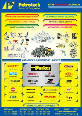 Petrotech Enterprises - Instrumentation Process Control