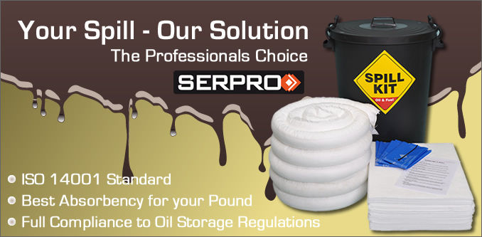 SERPRO Absorbents and Containment