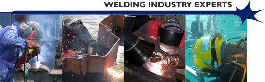 Welder training and underwater welding - Speciality Welds