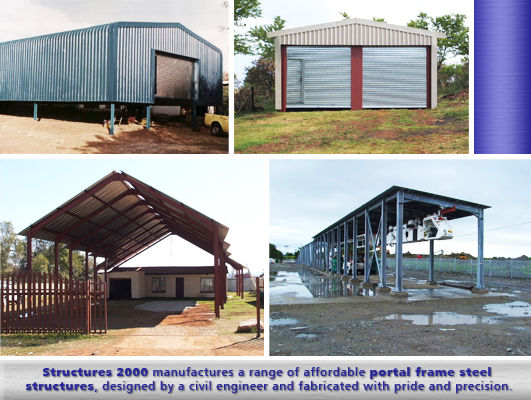 Steel Structures Steel Frame Structure Structures 2000