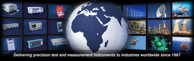 Time Electronics - High performance calibration instruments
