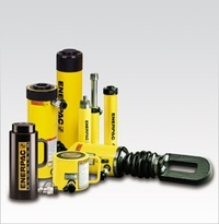 Enerpac provides the largest selection of cylinders and lifting systems, fully supported and available through the most extensive network of distributors worldwide.