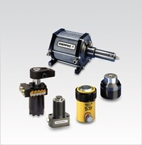 A full range of well-designed, high pressure, hydraulic Workholding devices used to provide powerful clamping and positioning force to every type of manufacturing process.
