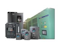 Low & Medium AC Variable Speed Drives