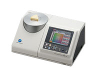 The innovative operation of the CM-5 portable spectrophotometer makes color measurement simple for everyone right from the start.