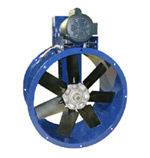 Fluid handling systems curing ovens mannix company llc for Paint booth fan motor
