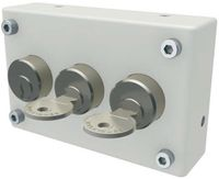 These Interlock Systems can be used to determine sequences of operations and to avoid failures in machinery and to protect the safety of perssonel.