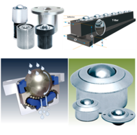 Die Lifters & Washdown Ball Transfer Units - Click on the image for more information