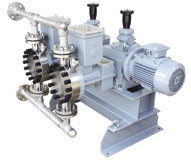 OBL metering pumps meet the requirments of the oil, gas & petrochemical standards for process metering pumps.