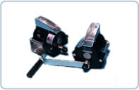 """The """"Tango"""" wire rope winch is a award winning for design and innovative technology, this winch is suitable for wall or console mounting."""