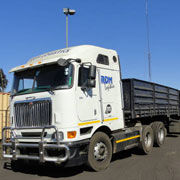 Vereeniging Coal Company is associated with a number of well known and respected transport companies. We can therefore cover most parts of South Africa.