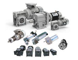 Industrial Geared Motors