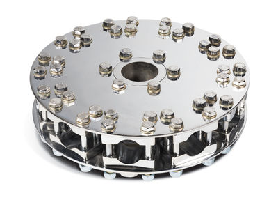 Custom Industrial Metal Parts