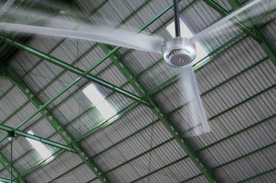 Big Industrial Ceiling Fans For Warehouse Storage Or