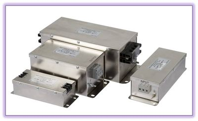 Input and Output EMI Power Filters