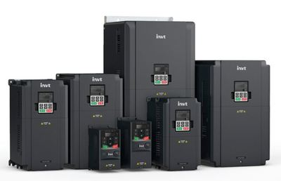 INVT GD100-PV Solar Pumping System