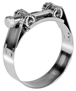 NORMA GBSM Heavy Duty Bolt Clamps
