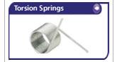 Torsion Springs from Lee Spring Ltd