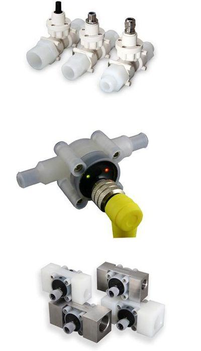 Flow Meters For Aggressive Fluids