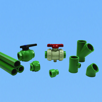 Asahi/America Introduces Asahitec™ PP-RCT Plumbing and HVAC Piping Systems