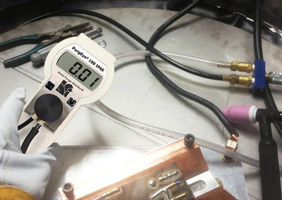 World Standard Weld Purge Monitor®