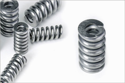 High pressure – small diameter springs from Lee Spring enable smaller devices