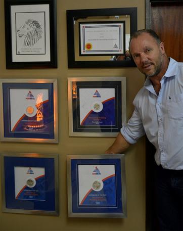 Distributor of the Year Award