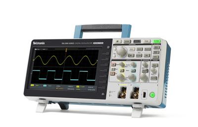RS Components adds advanced handheld digital storage oscilloscopes from Tektronix