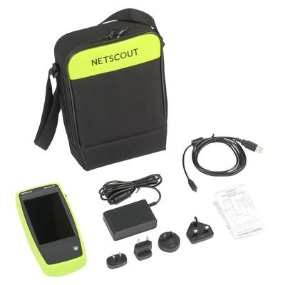 Second-generation wireless network tester from Netscout now available from RS Components