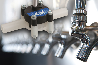 Precise Flow Measurement for the Food & Beverage Sector