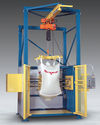 Bulk Bag Conditioner Loosens Solidified Materials