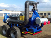 Mechanical Rotating Solutions showcases locally  manufactured mobile dewatering unit