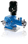 The new Piston Diaphragm Pumps of generation 5