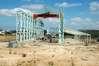 Steel Building Structure JCB Barokotshipi Tse Kgolo (Pty) Ltd: Mokopane (Potgietersrus)